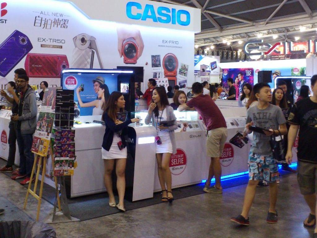 Casio Stand Sitex2