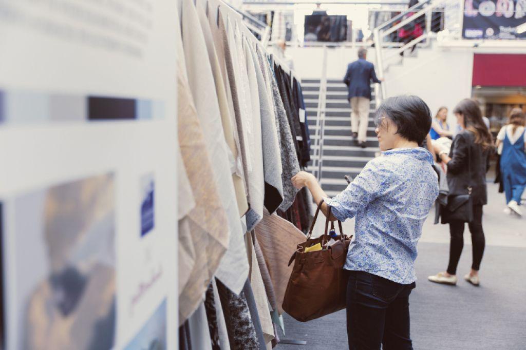 London Textile Fair Stand3