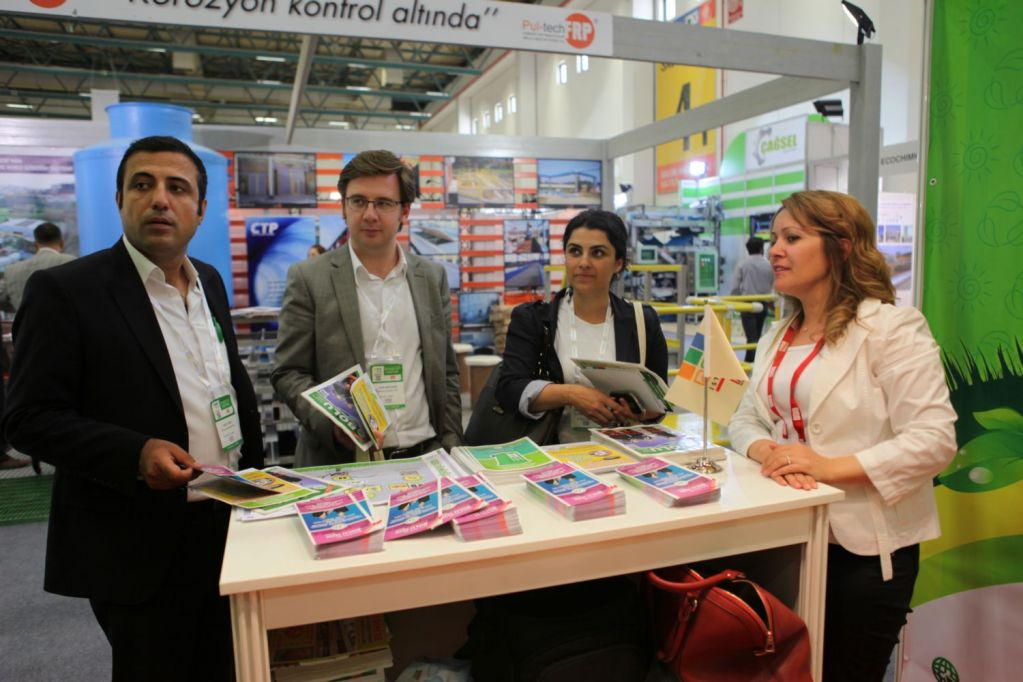 Rew Istanbul Stands3