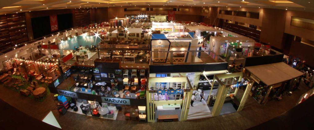 Ifex Exhibition Floor