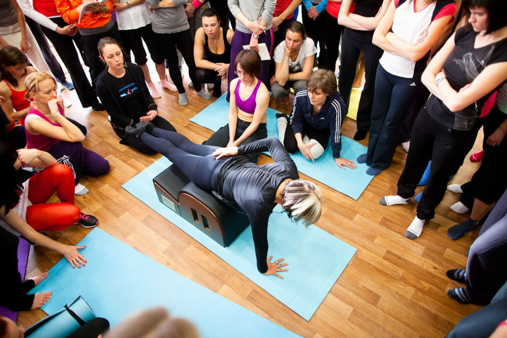 Activesport Kiev Show Class