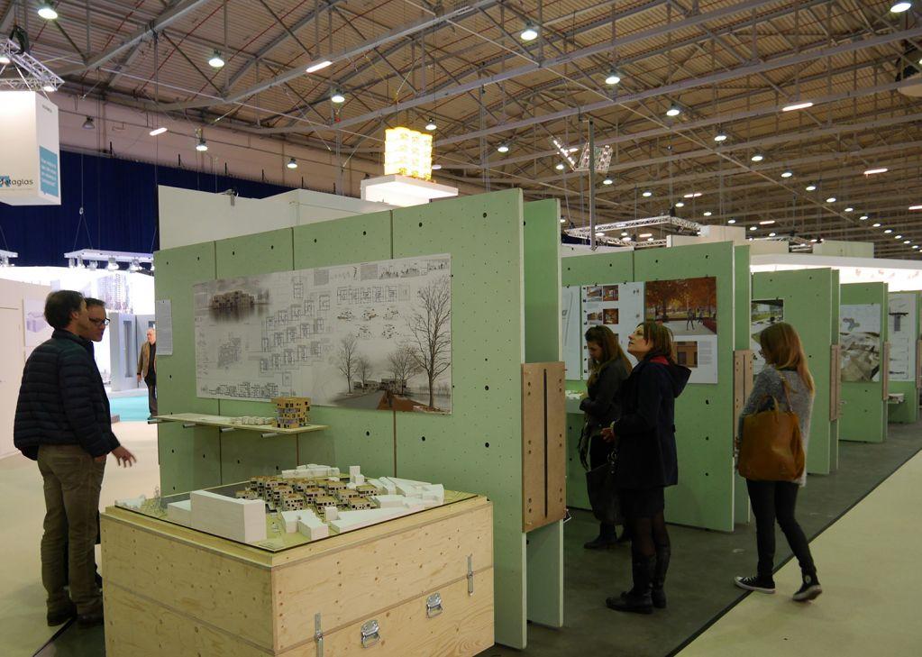 Gevel Trade Show Rotterdam