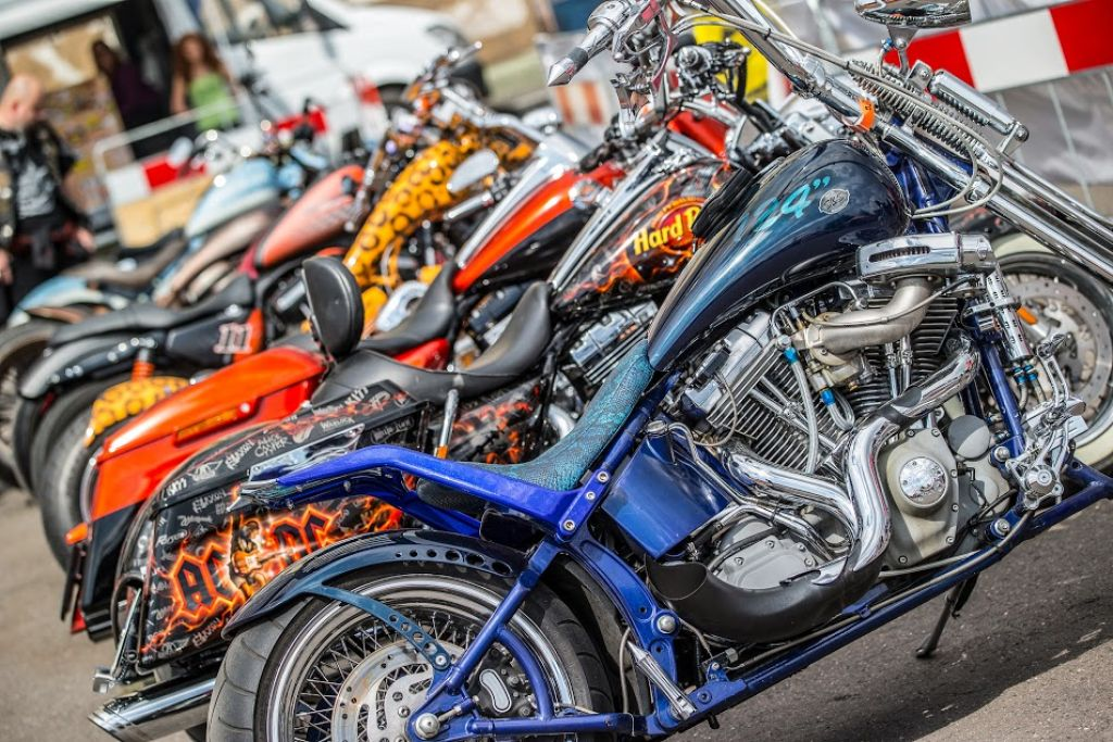 Prague Motocykl Motos