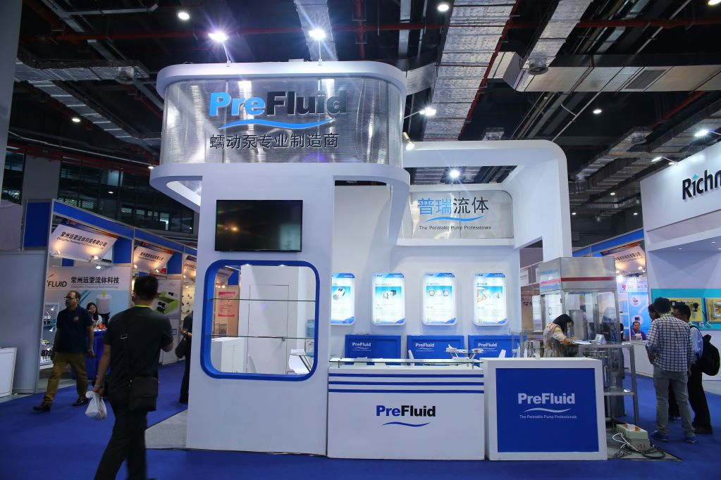 Icmd Exhibition Stand