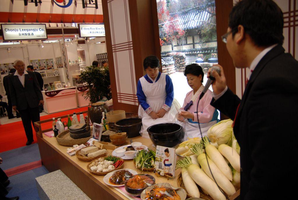 Foodex Exhibition Hall3