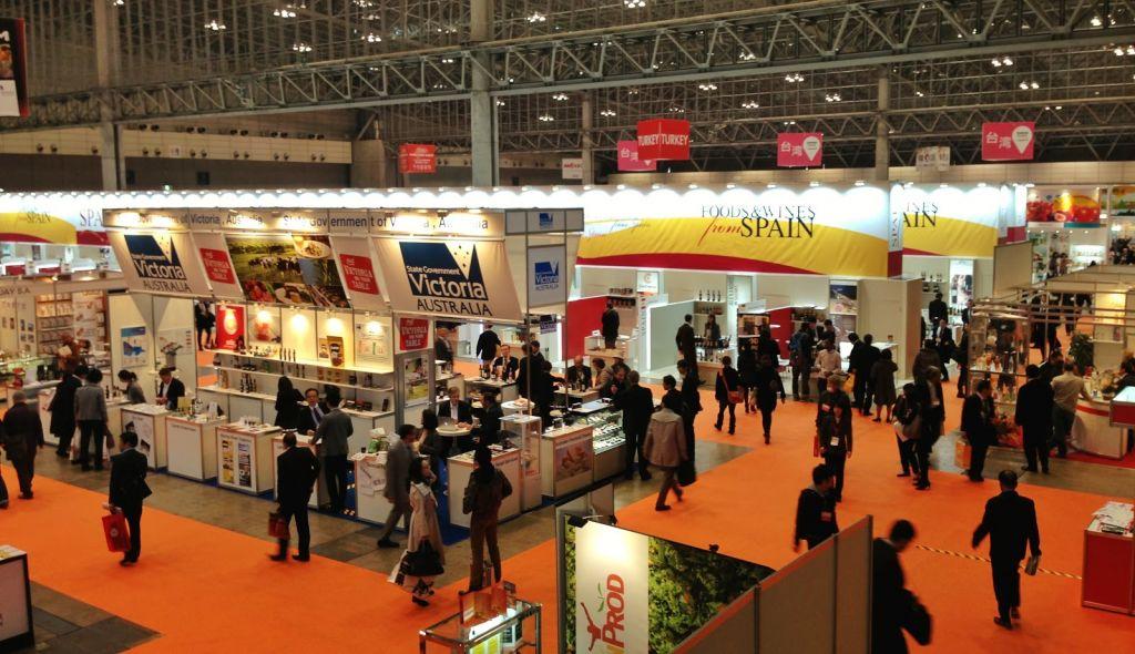 Foodex Japan Hall