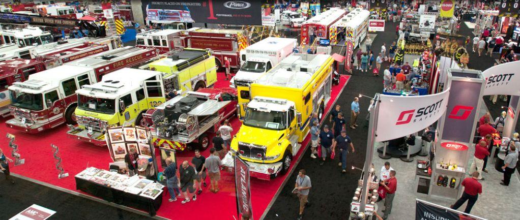 Firehouse World Trade Show Hall2