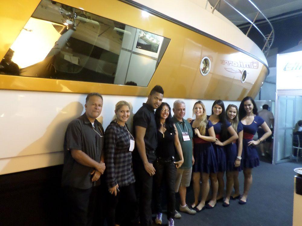 Rio Boat Show 2014 6