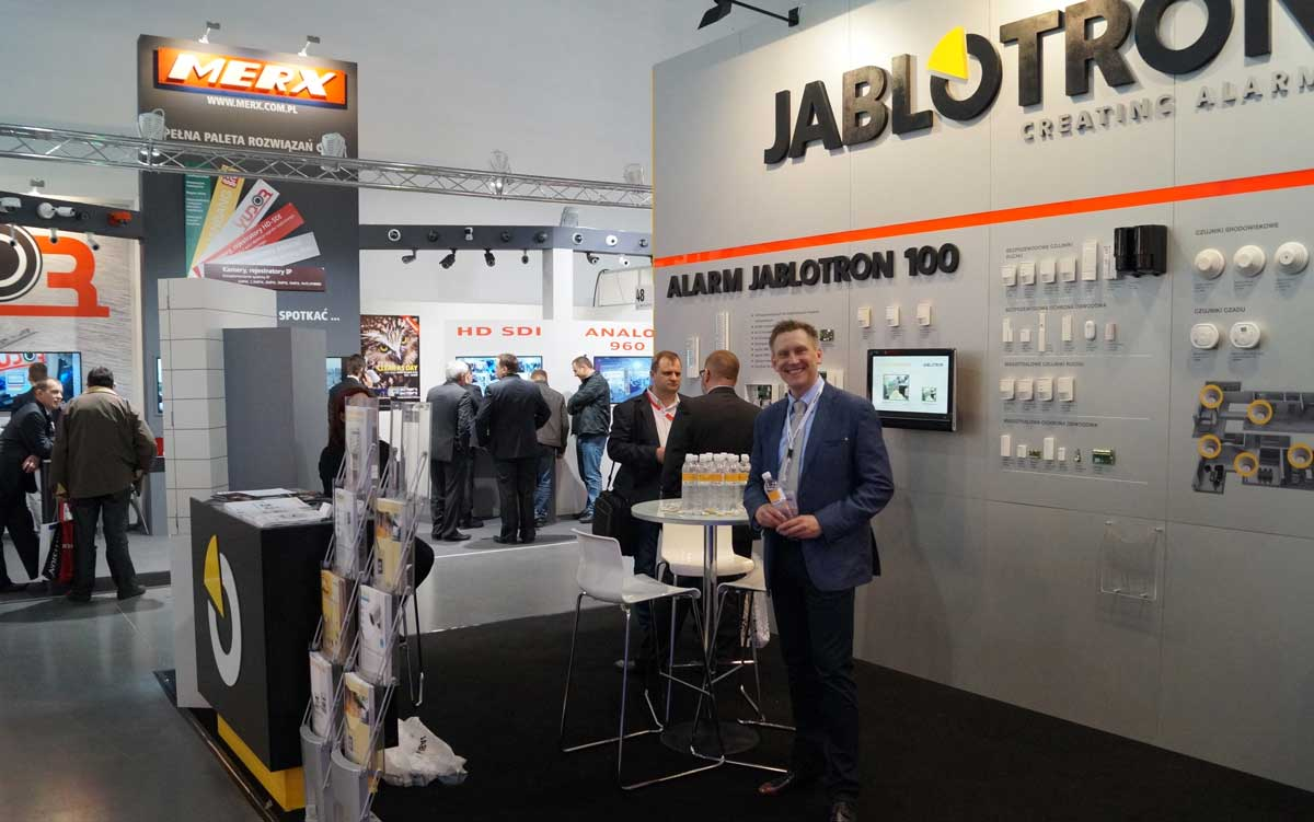 Securexh Booth