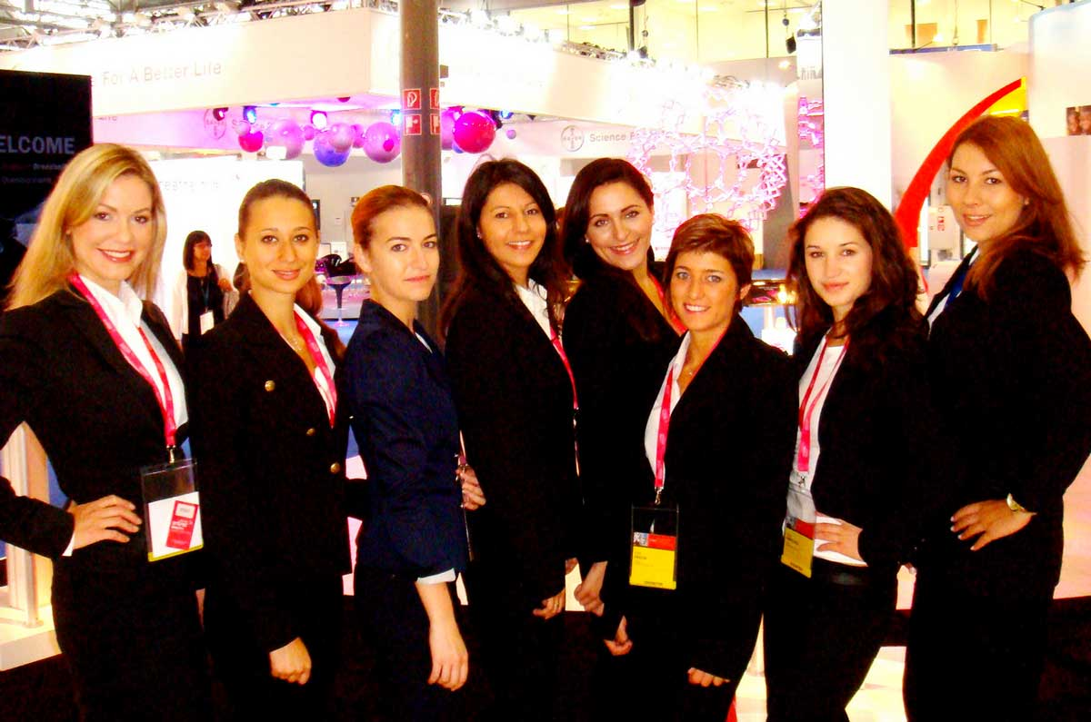 Vienna Hostesses And Personal Staff