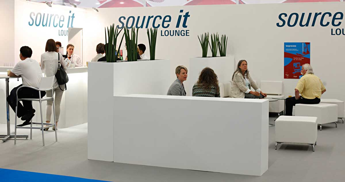 Textextil Exhibition Stand