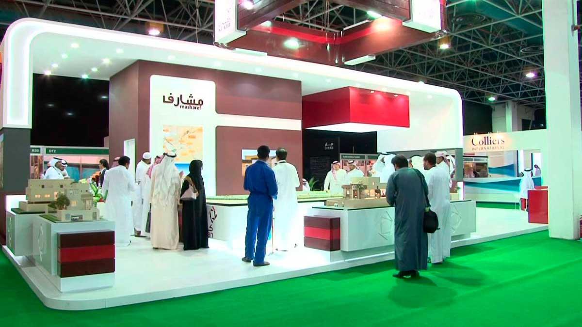 Cityscape Jeddah Booth