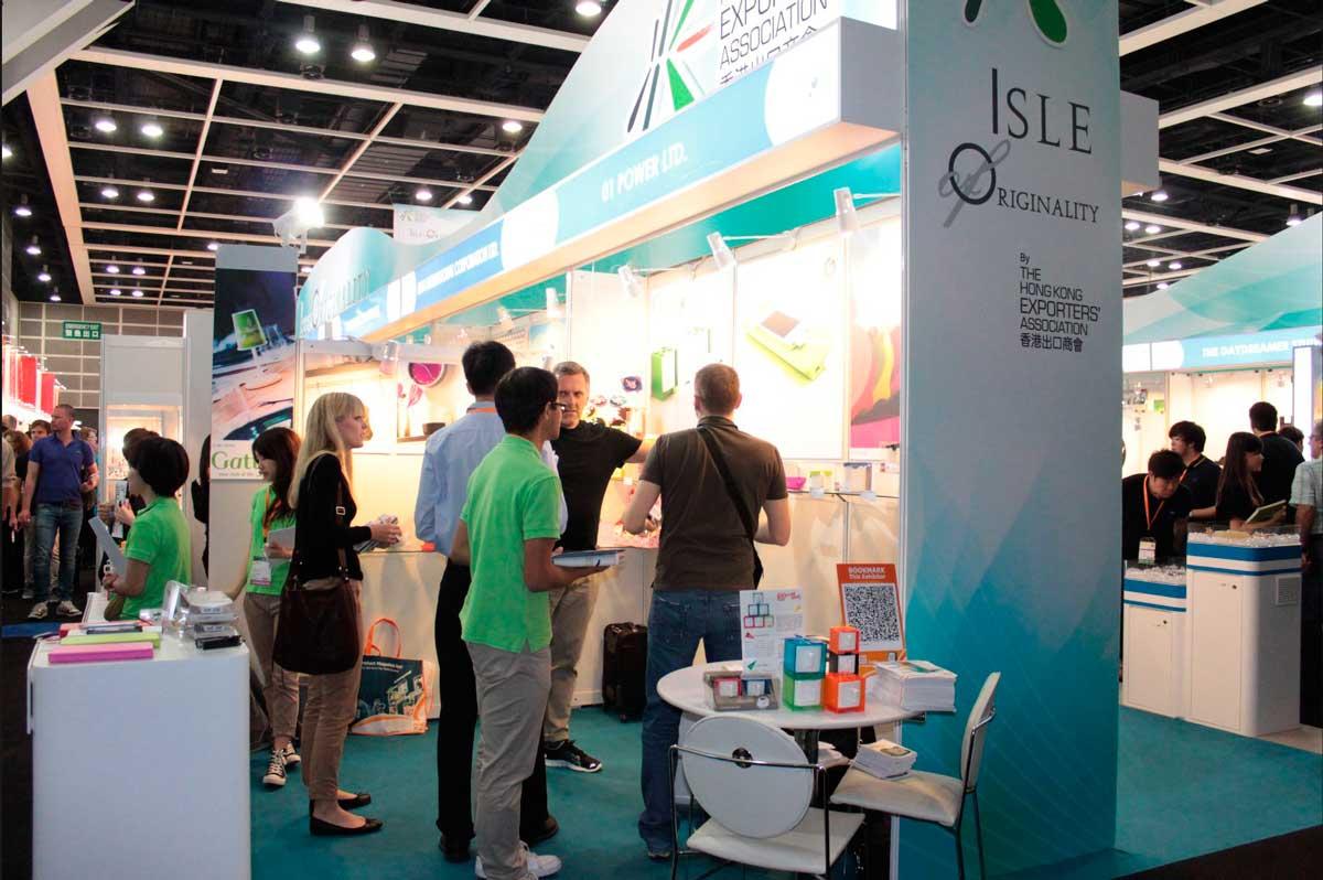 Hktdc Hong Kong Gifts Premium Fair Stand