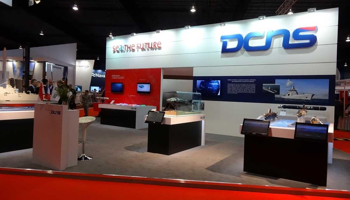 Imdex Asia Booth Design