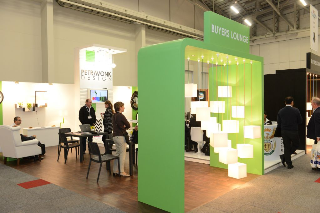 Stand Design For Food Hospitality World Africa