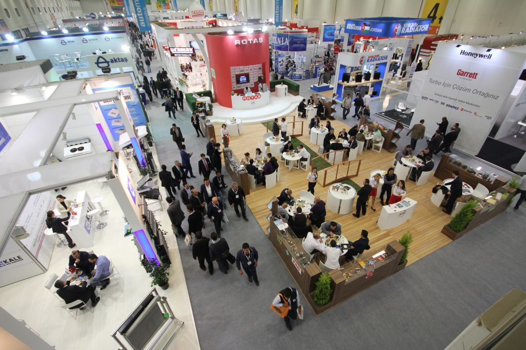 Automechanika Held In Istanbul