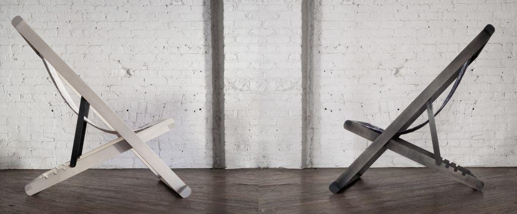 Eskayel Sling Chairs Icff New York