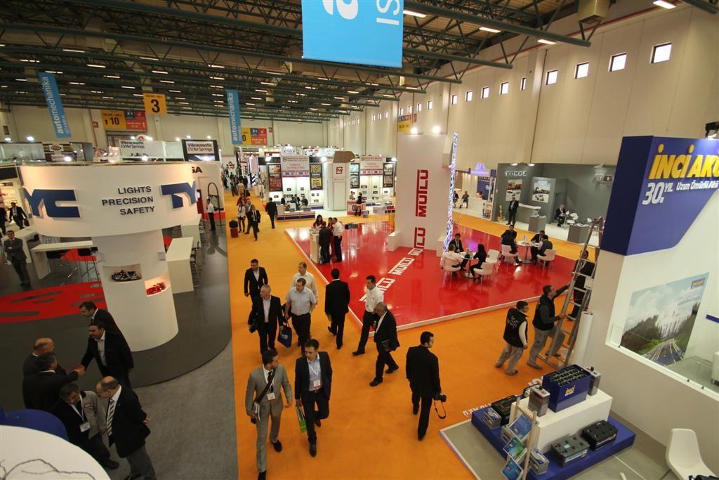 Trade Fairs In Turkey