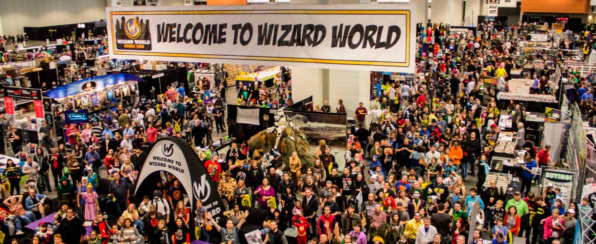 Wizard World Show