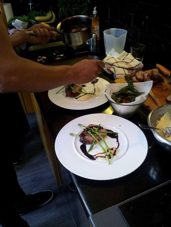 La Serviette Blanch Gives You Delicious Tastes