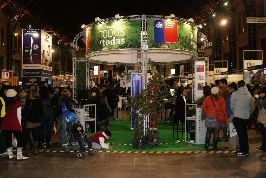 Ferias En Chile Expovivienda