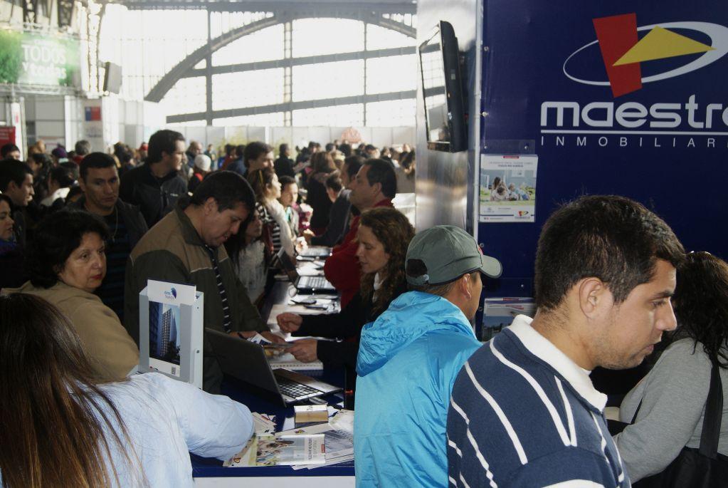 Ferias En Santiago De Chile