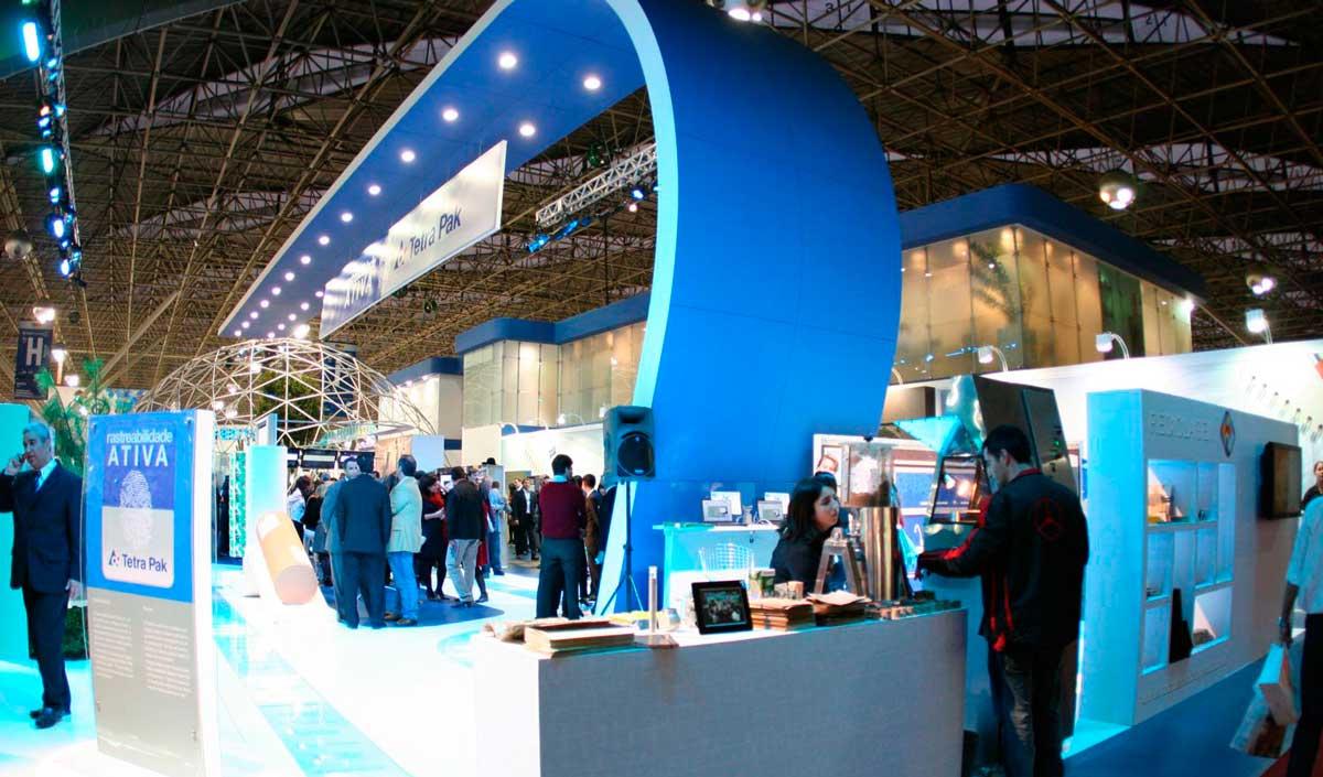 Fispal Tecnologia Exhibition Stand
