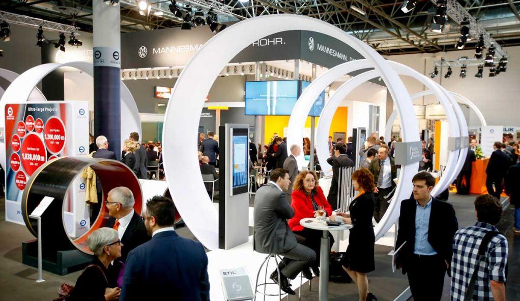Tube Dusseldorf Exhibit Design