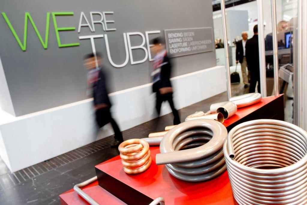 Tube Dusseldorf Stall