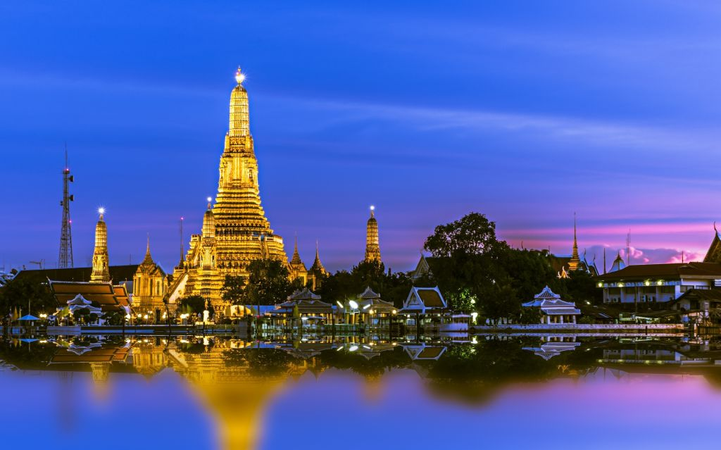 Bangkok Utility Weel 1