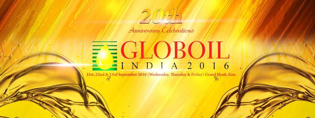 Globoil India Goa Logo