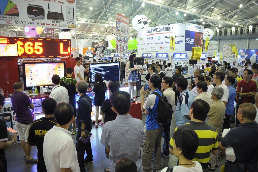 The Pc Show Singapore