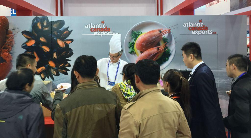 Fisheries Seafood Expo1