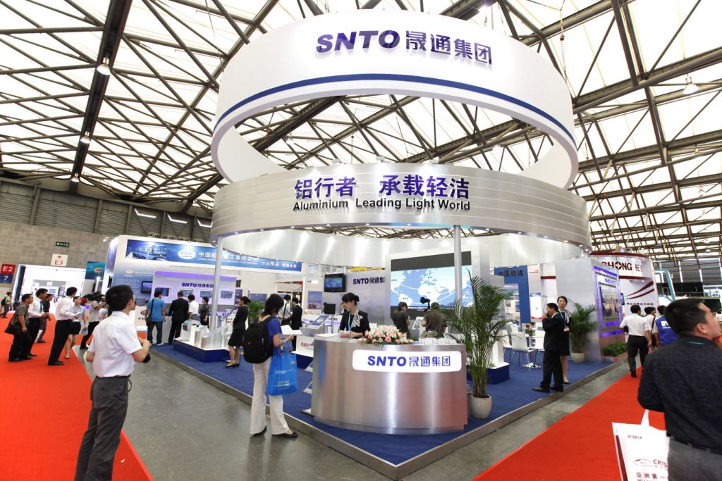 Crts China Stands
