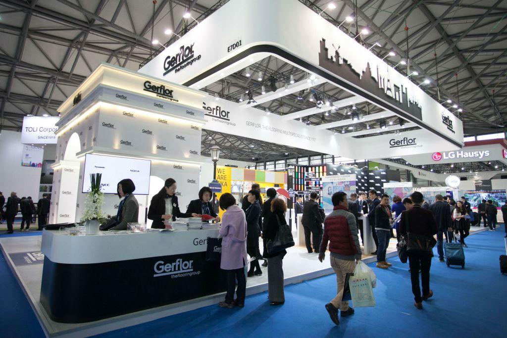 Exhibition Stands In Shanghai