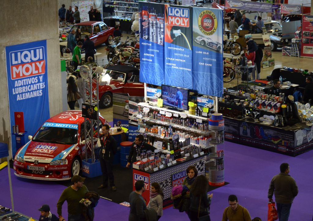 Classic Auto Madrid Stands1