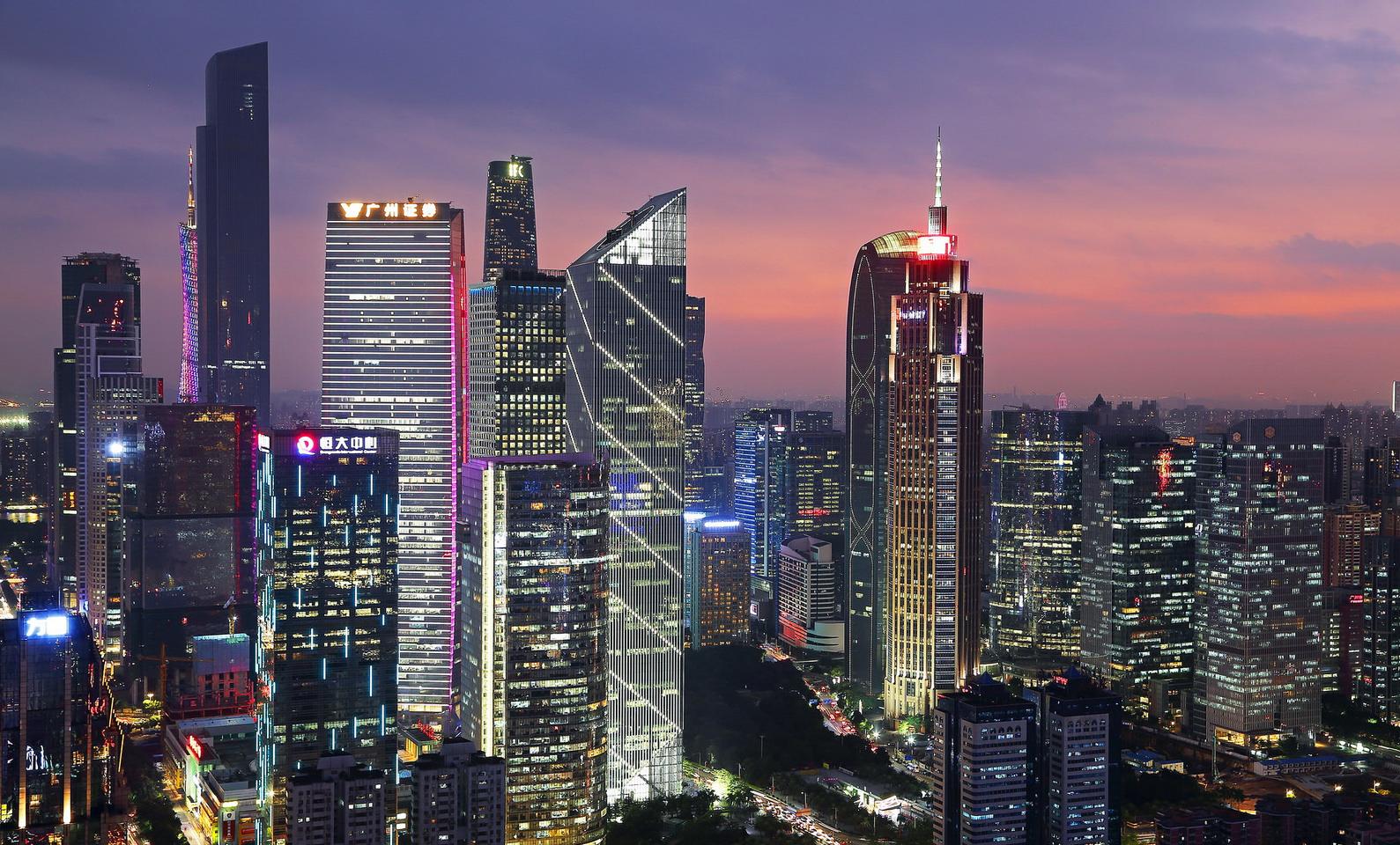 Guangzhou China Stall Aggregates
