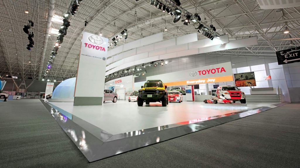 Exhibition Riyadh Motor1