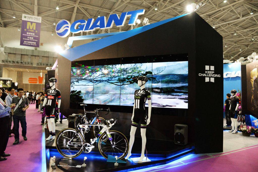 Taipei Cycle Show Taiwan