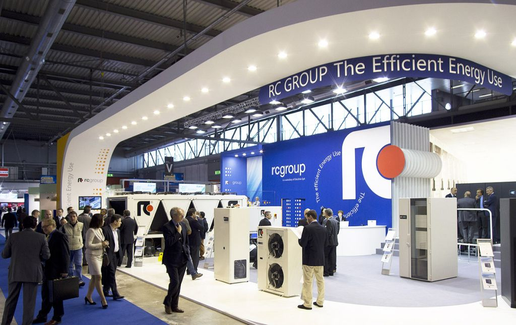 Exhibition Stand Makers : Exhibition stands in milan