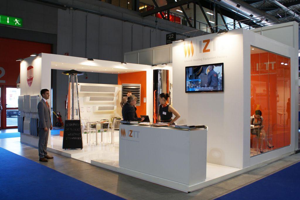 Expoconfort Milan 2stands