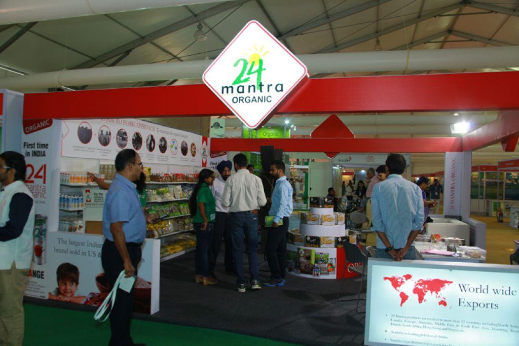 Biofach India Bangalore Stand1