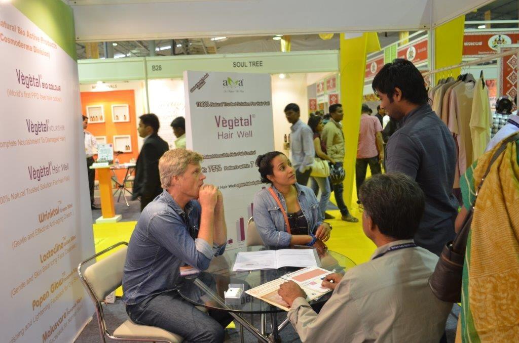 Biofach India Stands2