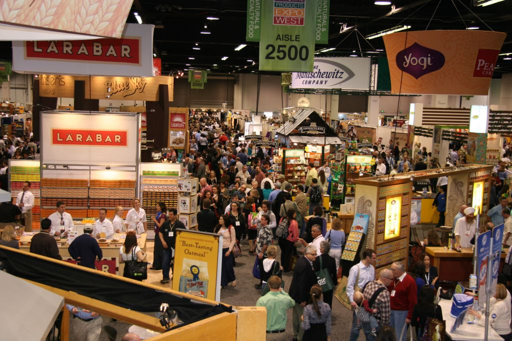 Natural Products Expo West1 Halls