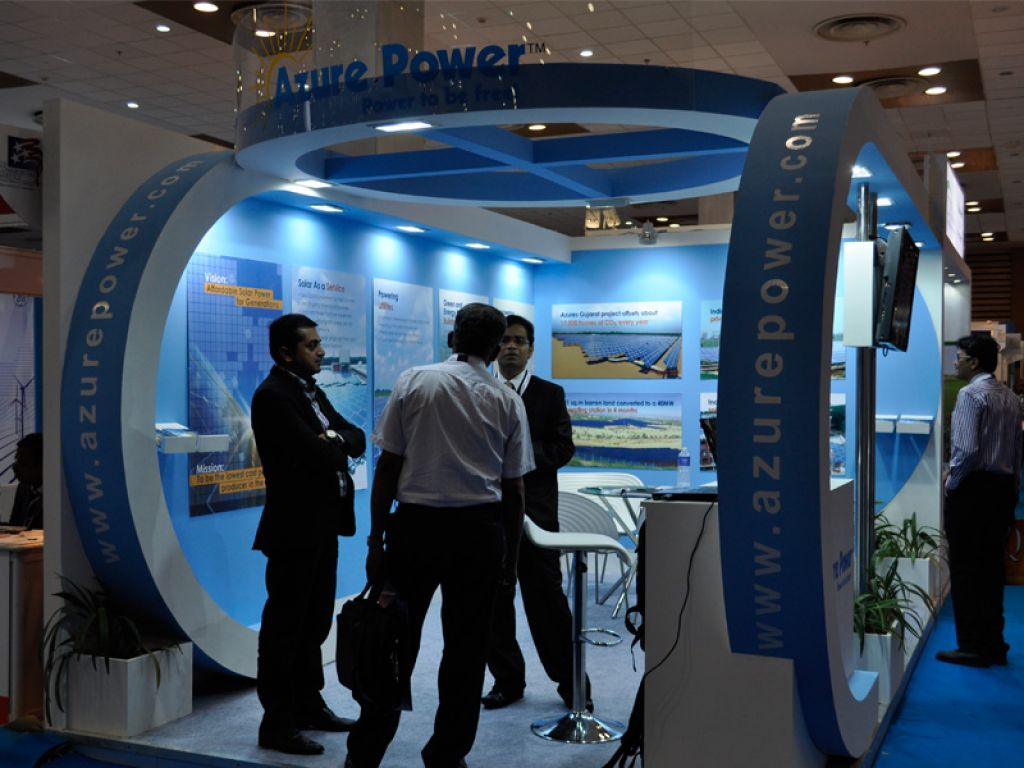 Renewable Energy India Expo Stands