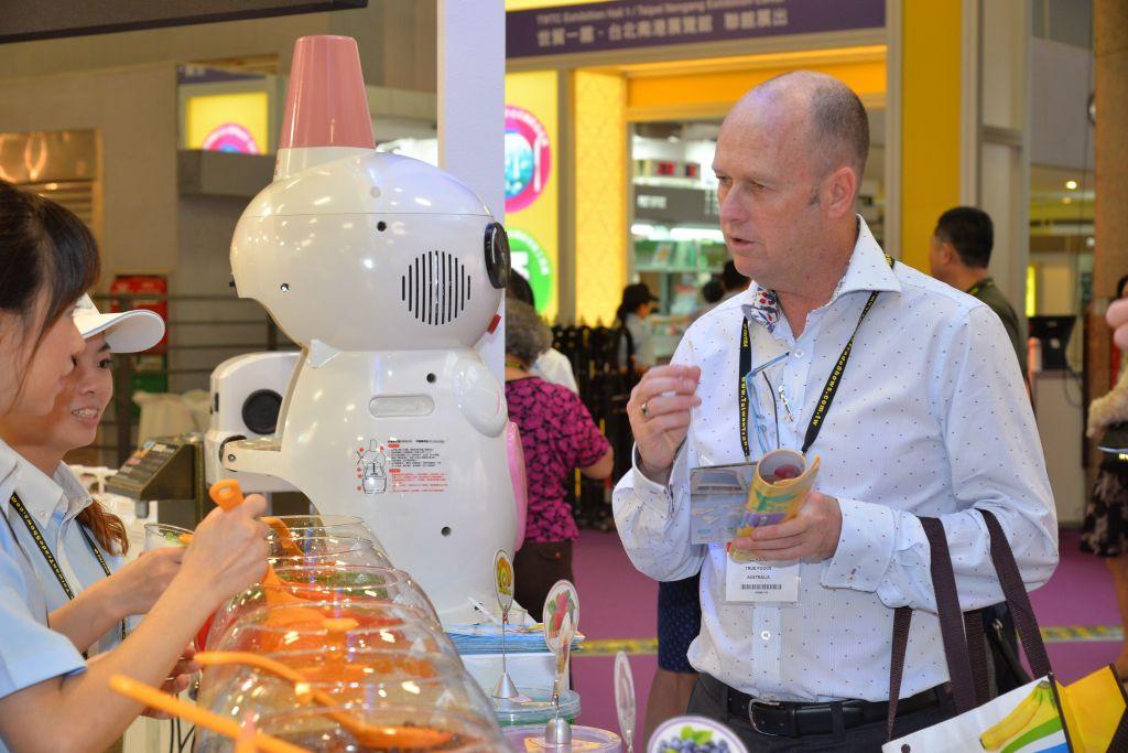 Taipei Food Show1