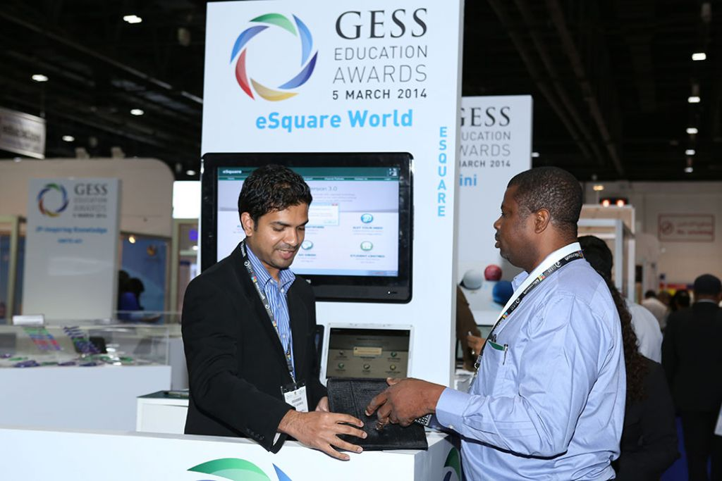 Gess Dubai Stands Halls
