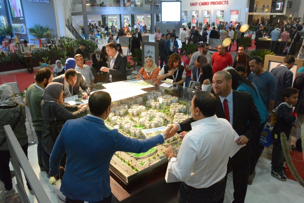 Cityscape Egypt Stands2
