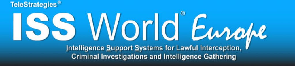 Iss World Europe Banner Stand