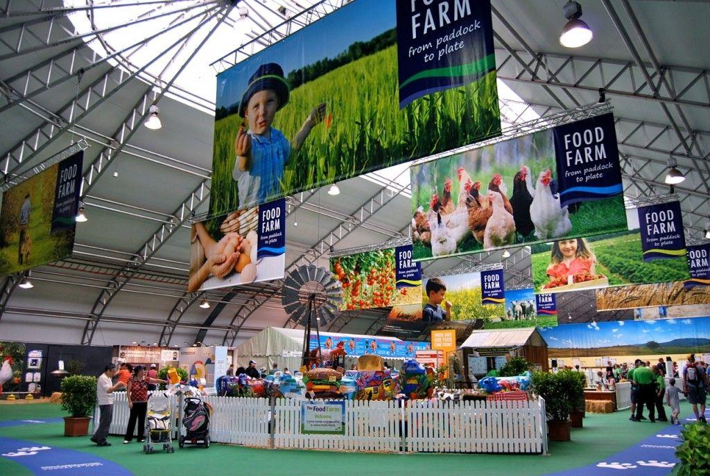 exhibition stands in sydney